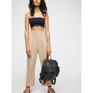 Free People Embroidered Magdalene Pants NWOT 8
